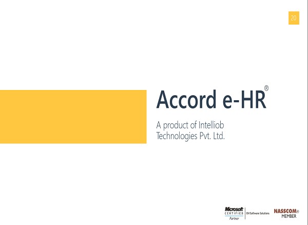 Accord HR Software